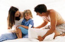 Что делать, когда у ребёнка ночные кошмары?