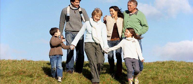 Формы любви в семье